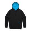 Lekkie hoodie – blue hood